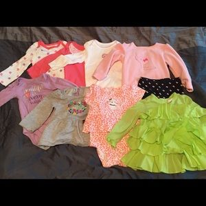 Other - Baby Girls Bundle (6-9 months)